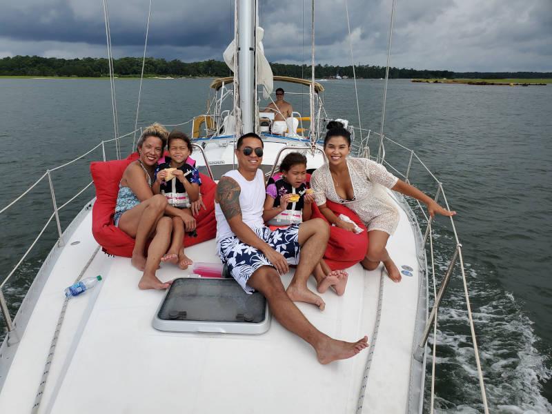 sailboat rides in myrtle beach